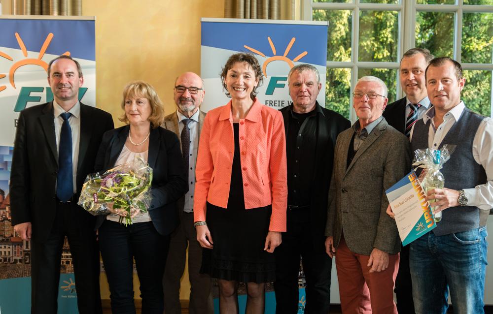 • 10 Jahre Freie Wähler in Ansbach