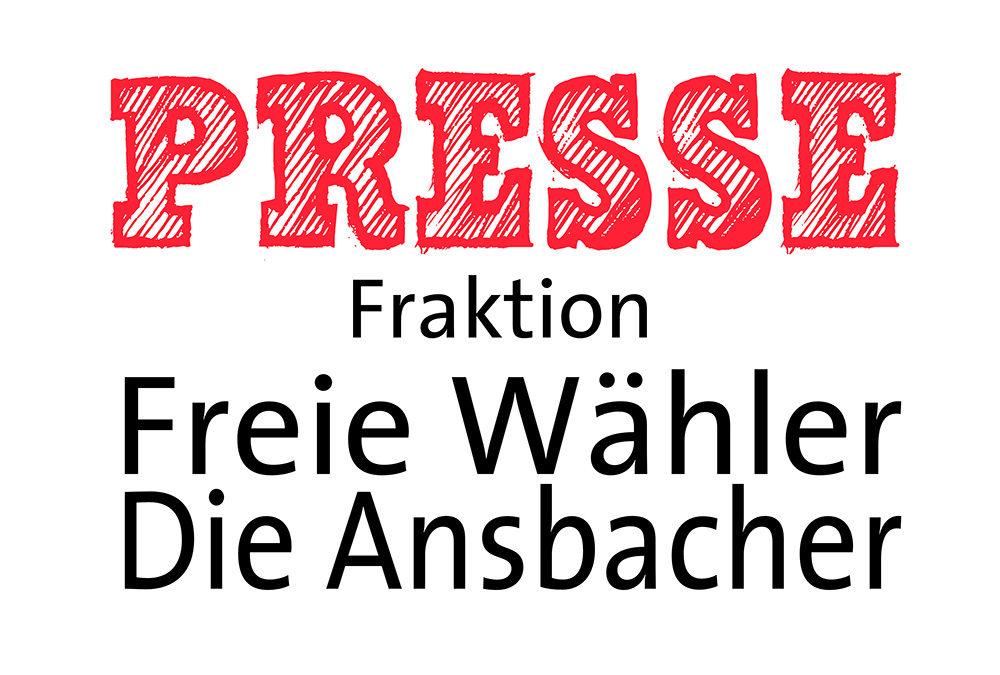 Pressemitteilungen der Freien Wähler | Die Ansbacher